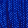 "1 yd. 2.5 mm Twisted Rayon Cord - color ""Royal"""