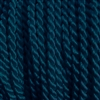 "1 yd. 2.5 mm Twisted Rayon Cord - color ""Navy"""