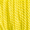 "1 yd. 2.5 mm Twisted Rayon Cord - color ""Maize"""