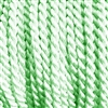 "1 yd. 2.5 mm Twisted Rayon Cord - color ""Mint"""