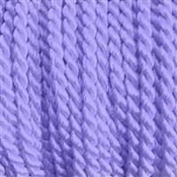 "1 yd. 2.5 mm Twisted Rayon Cord - color ""Lilac"""
