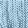"1 yd. 2.5 mm Twisted Rayon Cord - color ""Light Blue"""