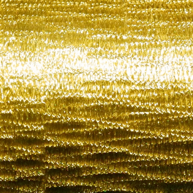 "(1) 12"" length 12mm Wire Lace - Brass"