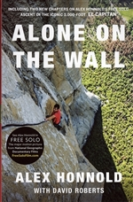 Alone on the Wall (softcover)