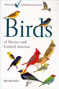 Illustrated guide to birds of Mexico and Central America