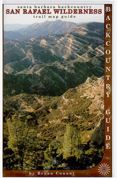 San Rafael Wilderness Trail Map Guide