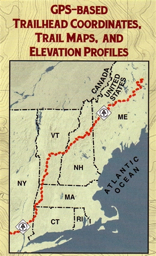 Appalachian Trail New England Map.Best Hikes Of The Appalachian Trail New England