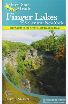 Finger Lakes & Central New York - Guide book