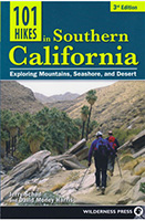 101 Hikes in Southern California 3rd edition