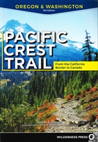 Pacific Crest Trail; Oregon & Washington 8th Ed.