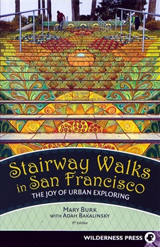 Stairway Walks in San Francisco (2018)