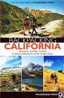 Backpacking California; 3rd Edition