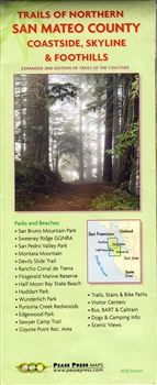 Trails of Northern San Mateo County MAP