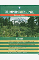 Mt. Rainier National Park Map