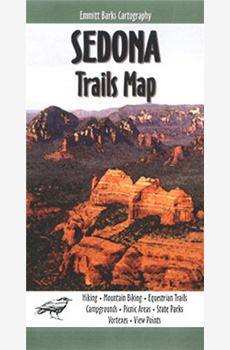 Sedona Trails Map