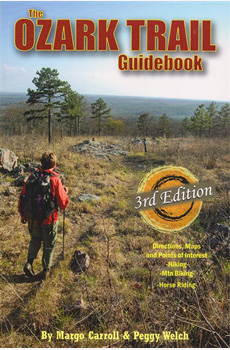 The Ozark Trail Guidebook