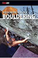 Yosemite Valley Bouldering, Matt Wilder