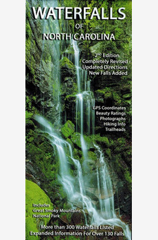 Waterfalls of North Carolina; 2nd edition
