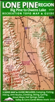 Lone Pine Region Map and Guide