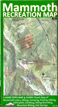 Mammoth Recreation Map 4th edition