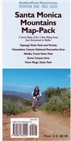 Santa Monica Mountains Map-Pack