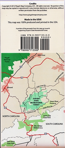 Western North Carolina Trail Guide- DUPONT State Rec. Forest on facebook map, el malpais national monument map, blue ridge mountains map, lake james state park map, art loeb trail map, great smoky mountains national park map, blue ridge parkway map, la chua trail map, panthertown valley map, french broad river map, brevard college map, dupont trails nc, dupont national forest waterfalls map, linville gorge map, sliding rock map, daniel boone scout trail map, panem map, new river state park map, conecuh national forest trail map, bighorn national forest trail map,