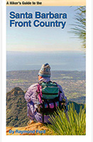 Map-Santa Barbara Front Country