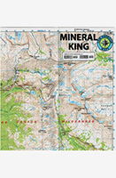 Mineral King Trail Map