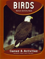 Birds: Nature Activity Book