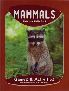 Mammals: Nature Activity Book