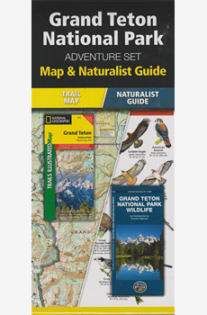 Grand Teton National Park Adventure Set