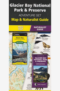 Glacier Bay NP Map and Preserve Adventure Set