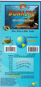 Frankos Bonaire Adventure Map