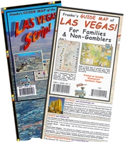 Maps- Las Vegas Strip! + Map for the non gambler
