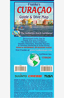 Curacao Guide & Dive Map