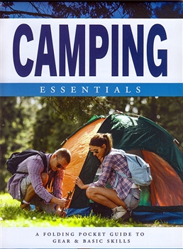 Camping Essentials; a folding guide to what you need