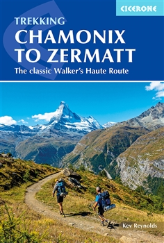 Hiking the Haute Route from Chamonix to Zermatt