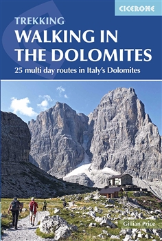 Trekking Walking in the Dolomites