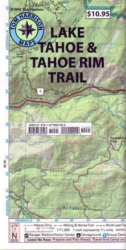 Lake Tahoe Rim Trail