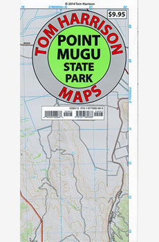 Pt Mugu Trail Map - Tom Harrison