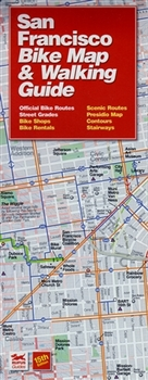 San Francisco Bike Map & Walking Guide