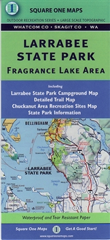 MAP- Larrabee State Park