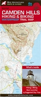 Camden Hiking & Biking Trail Map (2nd edition)