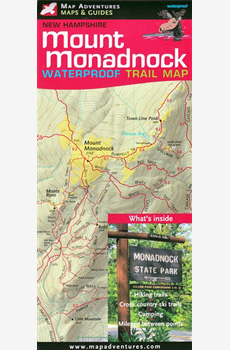 Map- Mount Monadnock