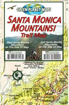 Monica Trail Map