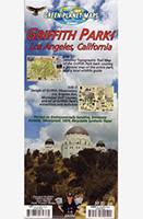 Griffith Park! Los Angeles, California MAP