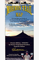 Mormon Trail Map