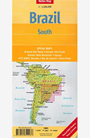 Brazil South Nelles Map
