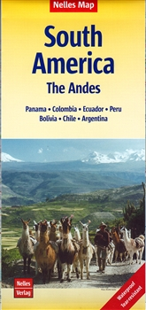 South America: The Andes (2016)