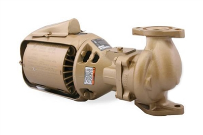 Bell and Gosset Series 106197LF 100 Bronze Circulatory Pump